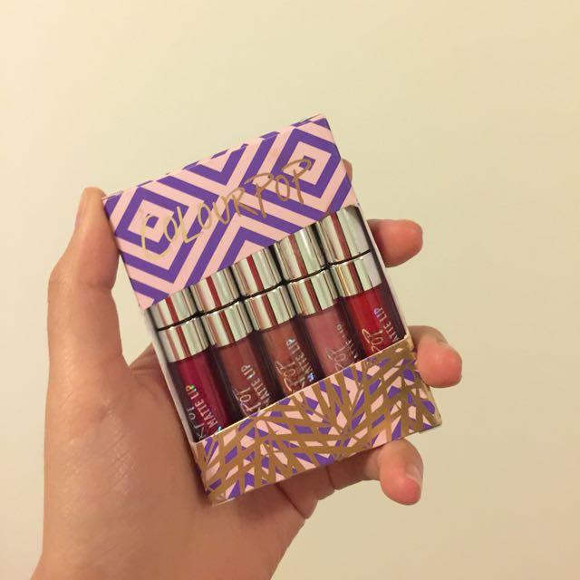 Color Pop Mini Kit
