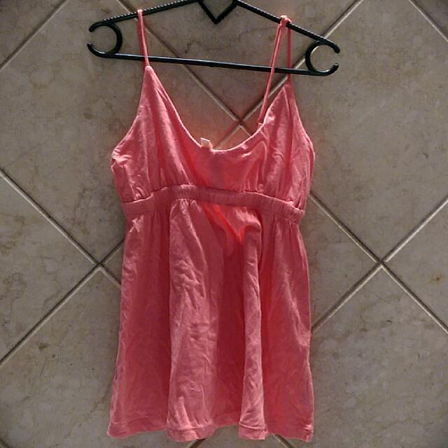 Cotton On Pink Tank