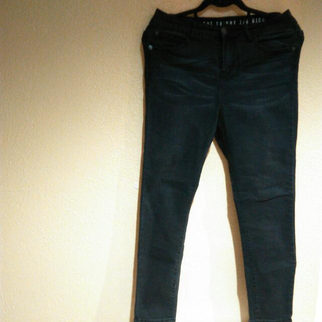 Cotton On Skinny High Rise Jeans