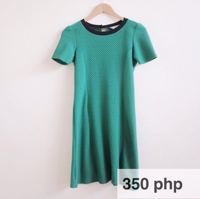 Dorothy Perkins Green Dress