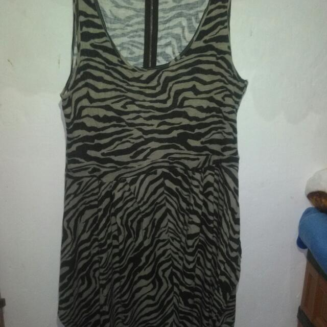 Dress Animal Printing
