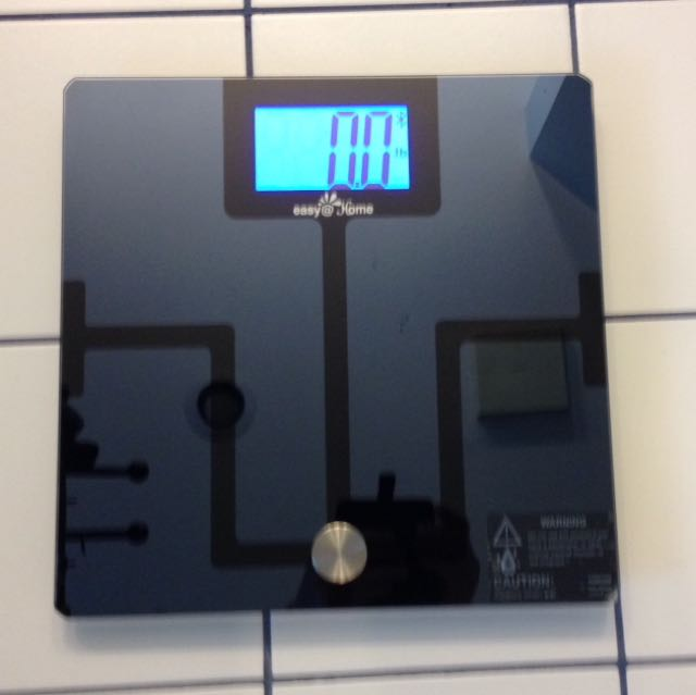 Easy@home Digital Bluetooth Weight Scale