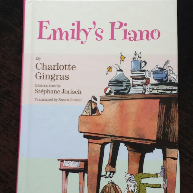 """""""Emily's Piano"""" Book"""