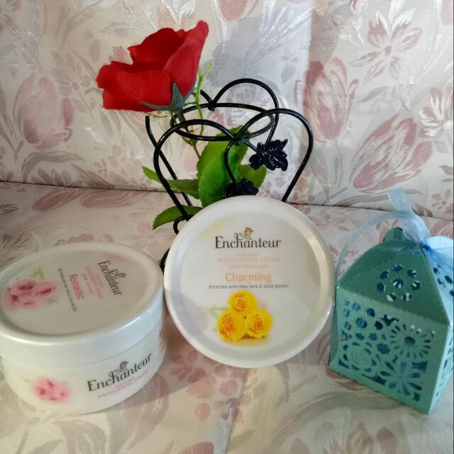 Enchanteur Face Cream