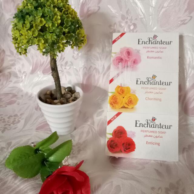 Enchanteur Perfumed Soap