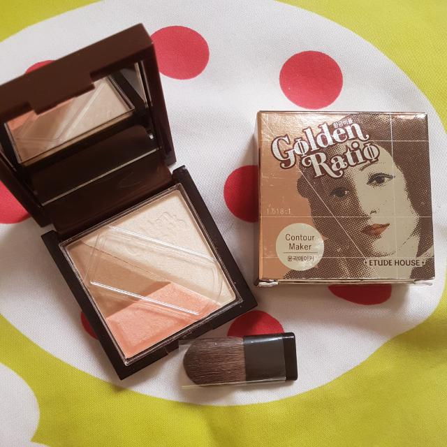 ETUDE CONTOUR MAKER / GOLDEN RATIO