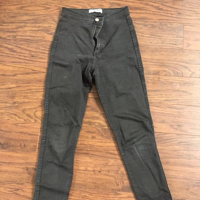 FADED American Apparel Easy Jeans