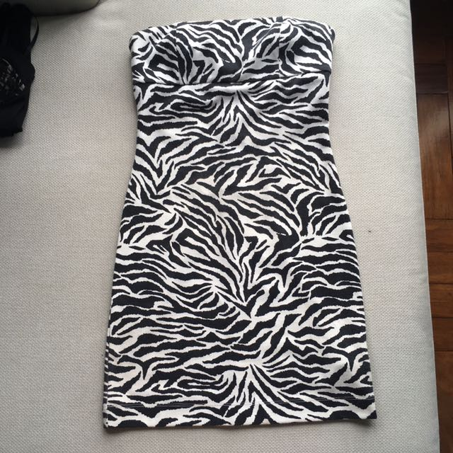 Forever 21 Animal Pattern Tube