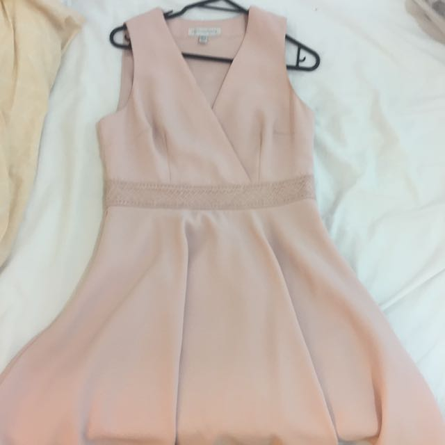 Forever New Pink Dress