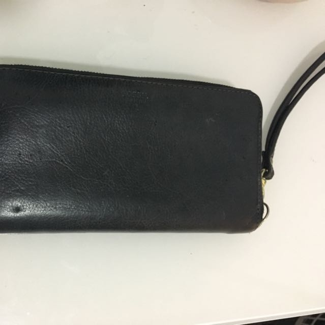 Fossil Black Wallet