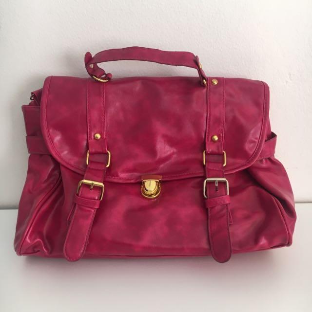 Fuchsia Handbag