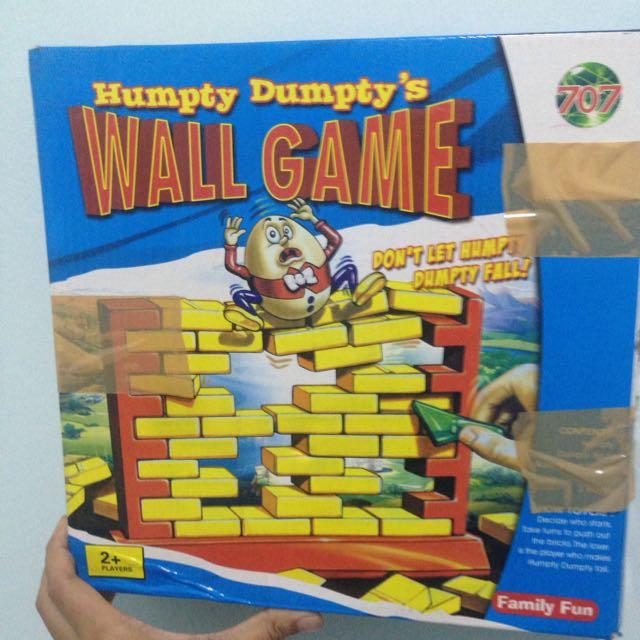 Game Humpty Dumpty's