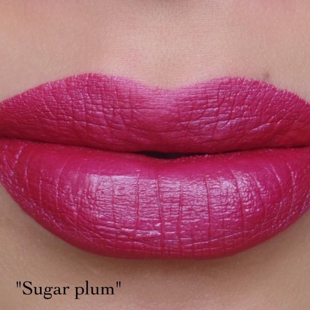 Genuine Anastasia Beverly Hills Sugar Plum Liquid Matte Lipstick