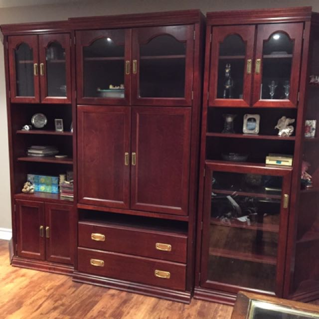 Gorgeous Wall Unit For Sale!