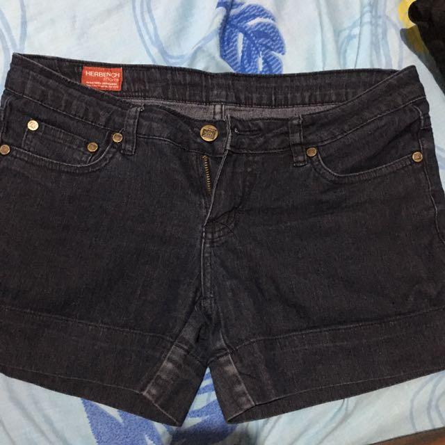 Herbench Denim Shorts