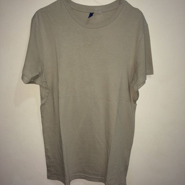 Hnm Shirt Grey Color