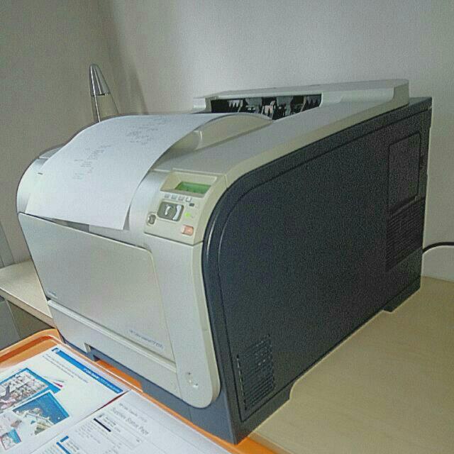 HP Color LaserJet CP2025 Color Laser printer heavy-duty