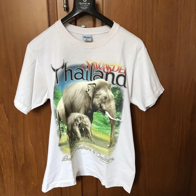 kaos thai t shirt