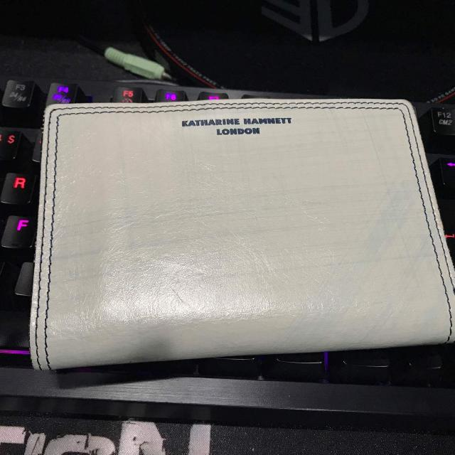 Katarine Hamnette London Wallet