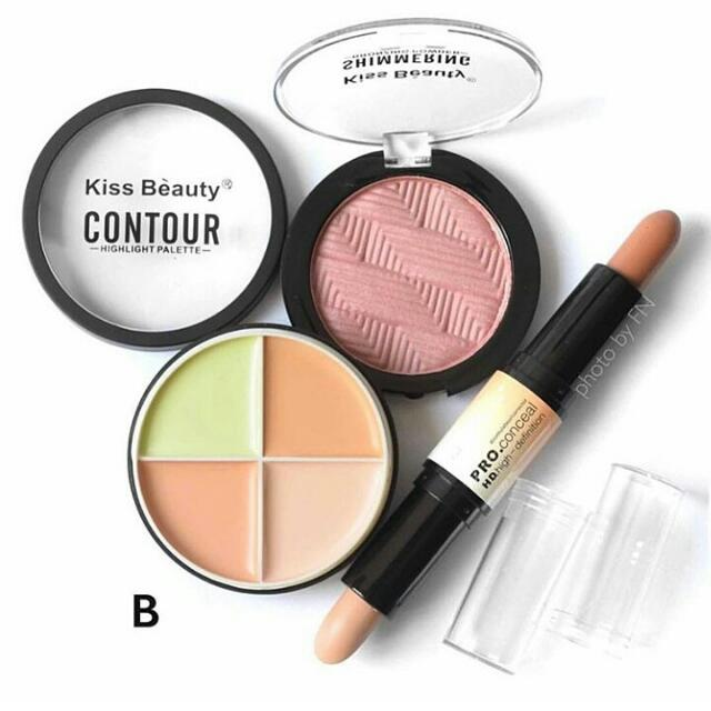 Kiss Beauty Contour