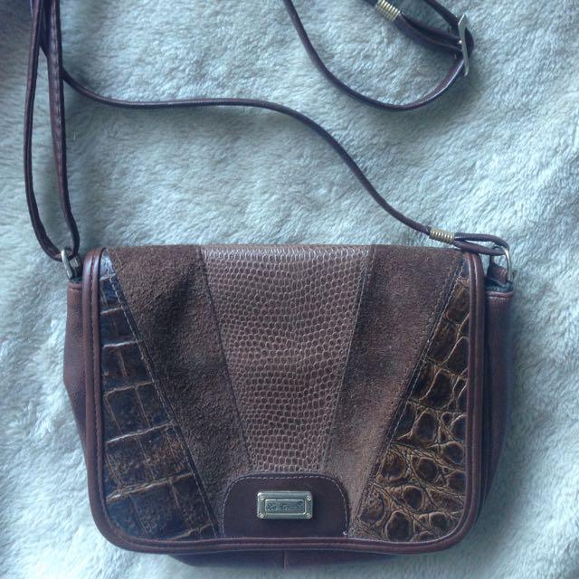 La Toscana Vintage Handbag (Leather)