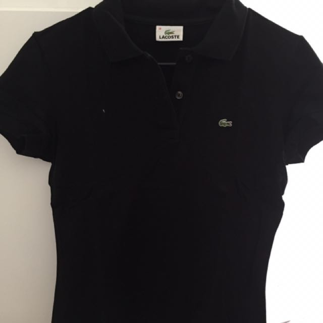 Lacoste Women's Golf Shirt