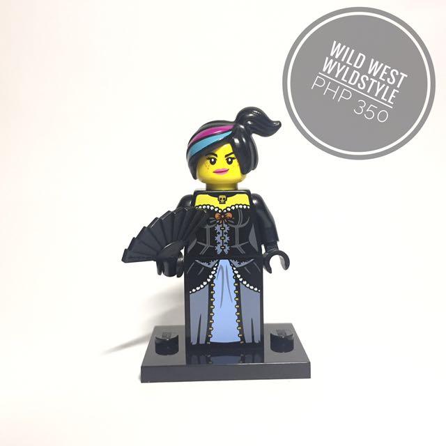 Lego Minifigure Wild West Wyldstyle
