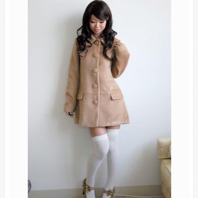 Lolita Style Coat Japanese