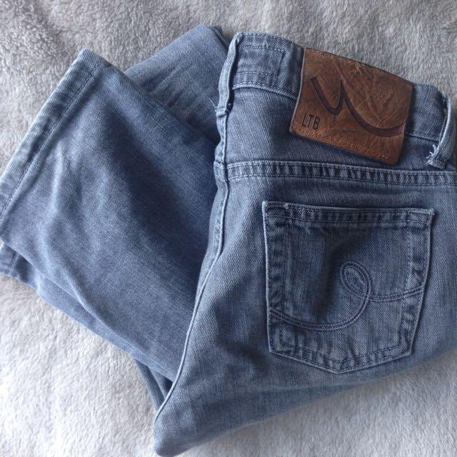 LTB Denim Jeans (grey)
