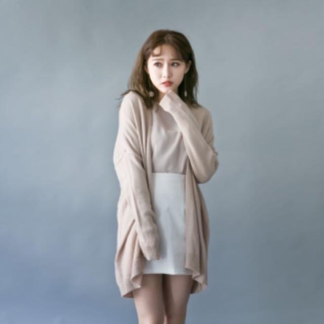 👗韓製·全新·lulus開襟針織外套
