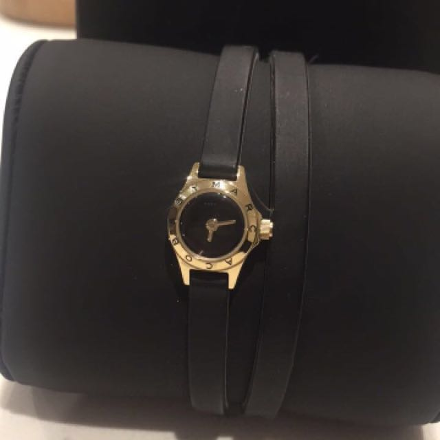 MARC JACOBS Strap Wrap Watch
