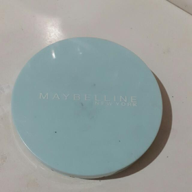 Maybelline Clear Smooth Shine Free Face Powder shade  #NATURAL