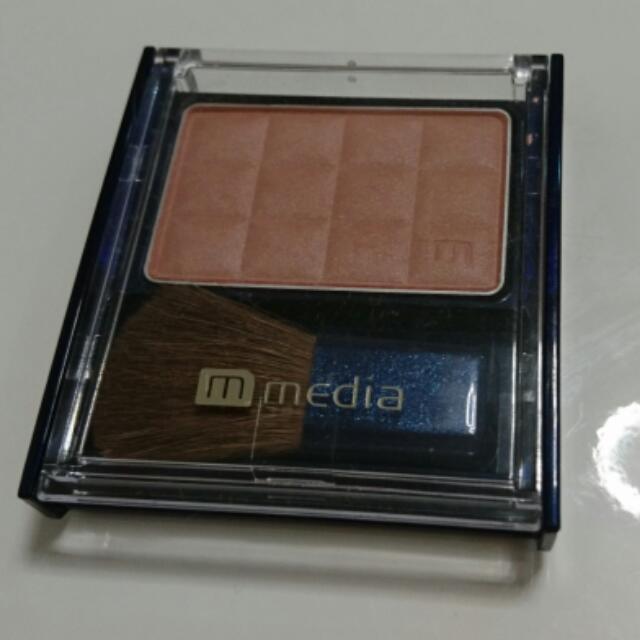 media 媚點  柔光立體修容餅RS-1