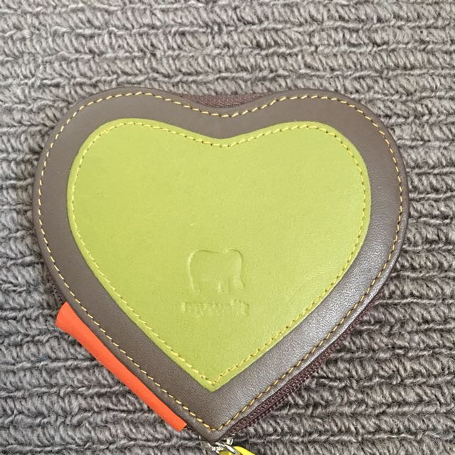 My Walit leather coin purse (never used)