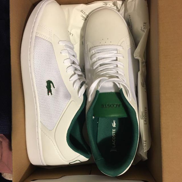 New Lacoste Men's Shoes