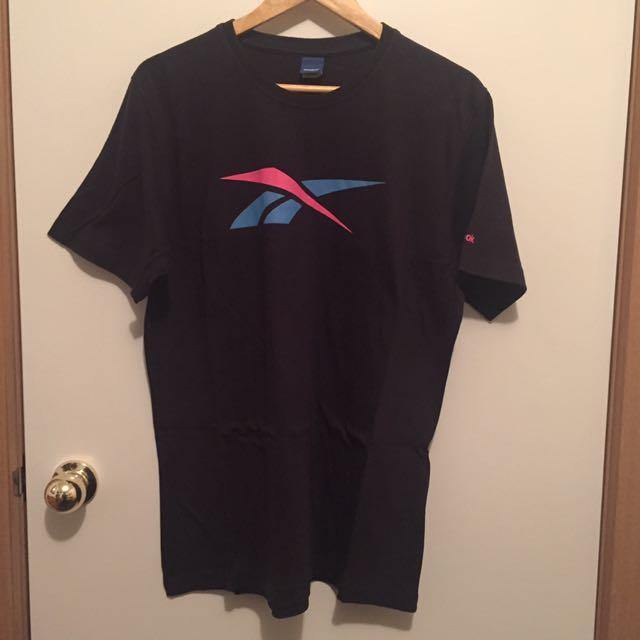 Vintage Reebok Tshirt Top Shirt
