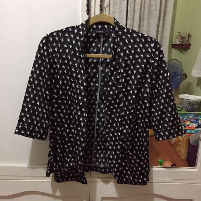 Next Kimono Style Blazer