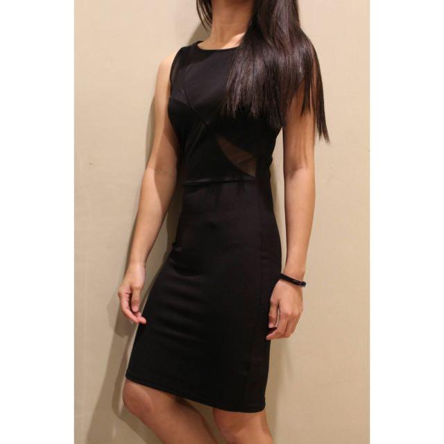 [REPRICE] Night Dress Backless