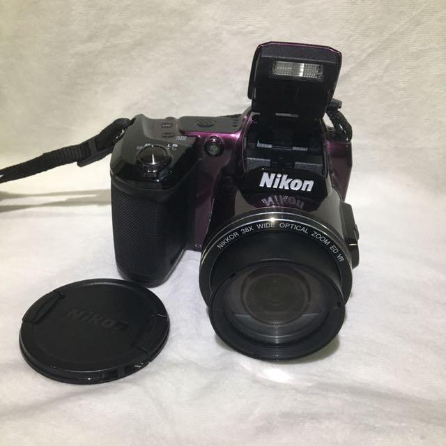 Nikon Coolpix L840 (Purple)