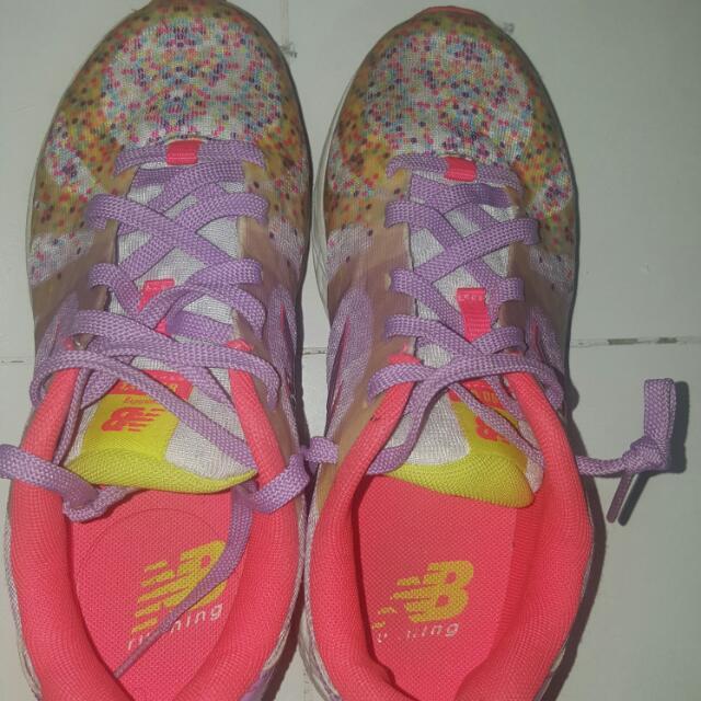 original new balance rubber shoes for kids