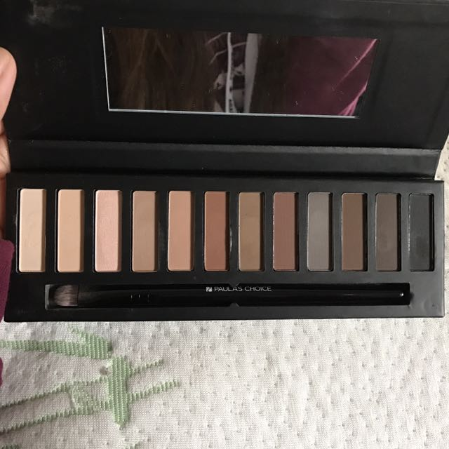 Paula's Choice (Wayne Goss)The Nude Mattes Eyeshadow Palette