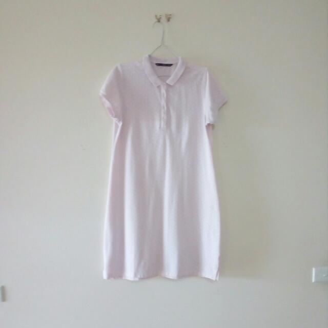 Pink Tennis Dress - Size 12