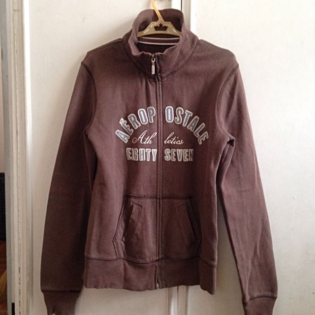 REPRICED! Preloved  AERO Brown Jacket
