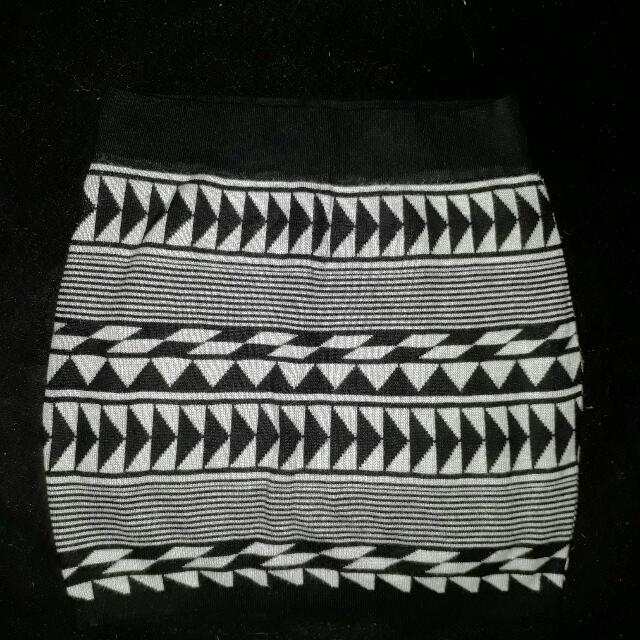 Preloved Bandage Skirt
