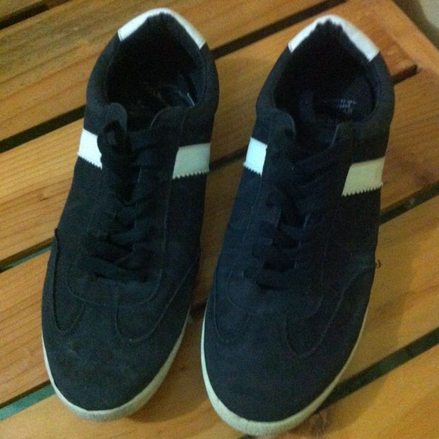Pull&Bear Black Sneakers (Men's)