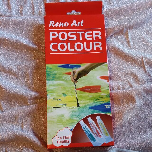 Reno Art Poster Colour