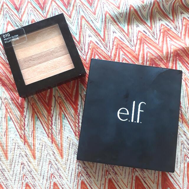 Revlon Highlighting Palette & ELF Contour Palette