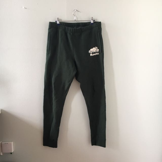 Roots Slim Sweatpants