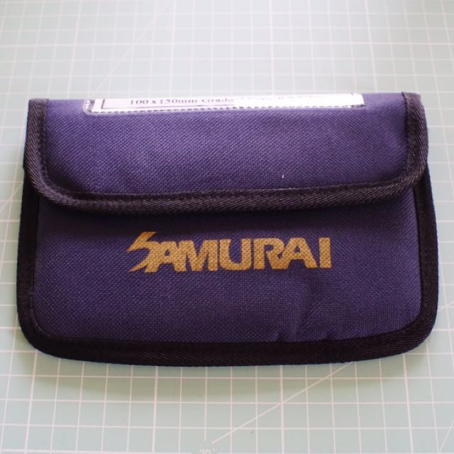 Samurai 新武士 GND 0.9 方型漸層減光鏡