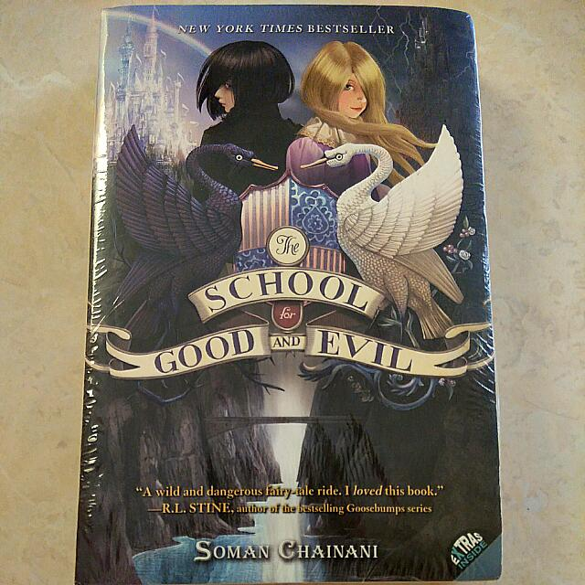 School Good And Evil ( Eng Ver)